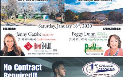 Cañon City Shopper ~ January 14, 2020